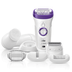 braun silk epil 9 - best epilator for legs