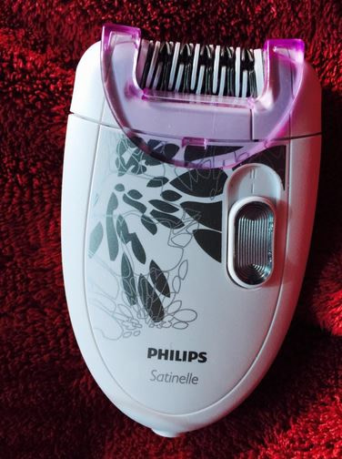 Philips Satinelle HP6401 cheap epilator